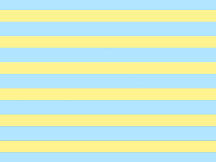 黄色と水色のボーダー素材