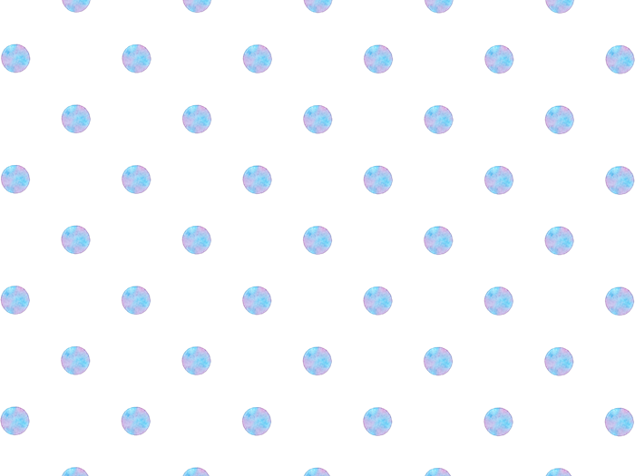 水玉のイラスト素材