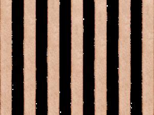 茶色のストライプの水彩素材