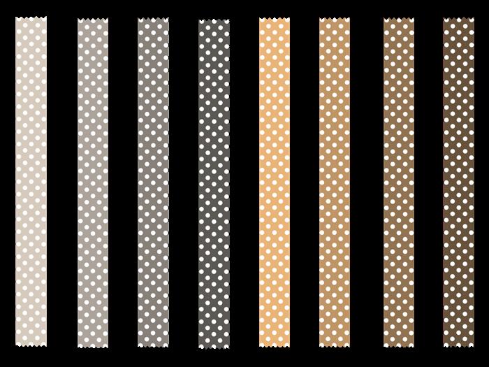 マスキングテープの素材