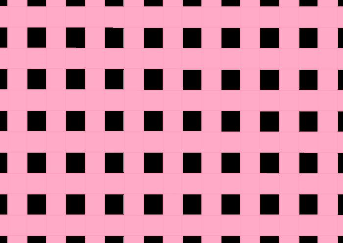 ピンクのギンガムチェックの素材