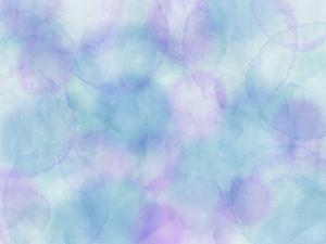 水色と紫の水彩風テクスチャー