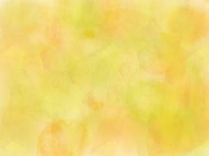 黄色と黄緑の水彩風テクスチャー