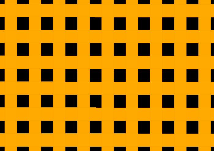 黄色のギンガムチェックの素材
