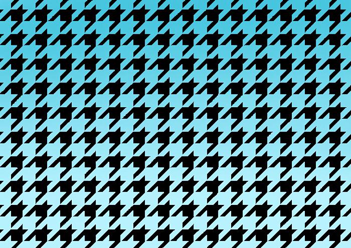 青のグラデーションの千鳥格子の素材