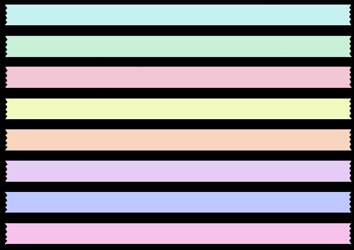 春色のマスキングテープの素材