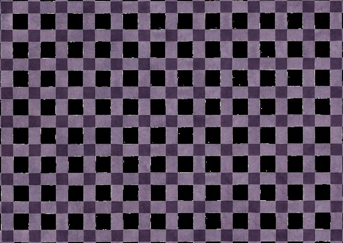 紫色のギンガムチェックの素材