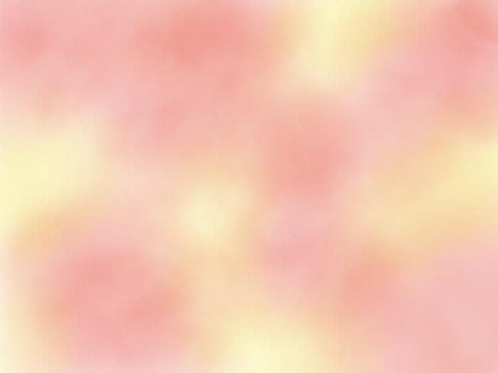 ピンクの水彩風テクスチャ素材