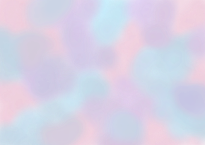 パステルカラーのグラデーション背景素材