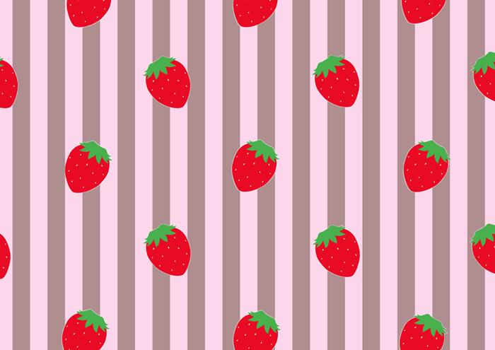 苺のイラスト素材